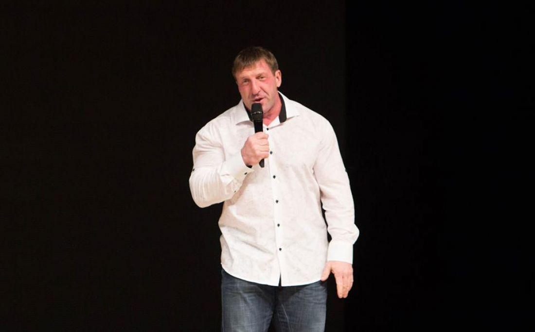 ВПензе арестован «Мистер Вселенная» Алексей Нетесанов