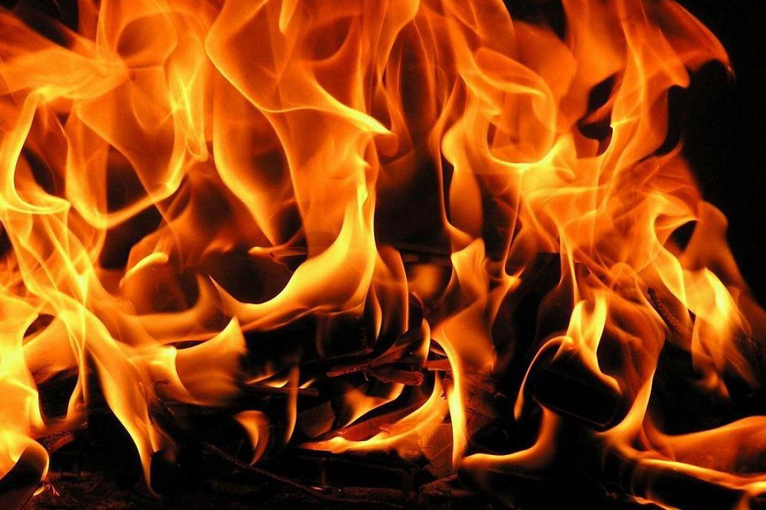 Ночью вПензенской области сгорели гараж иавтомобиль