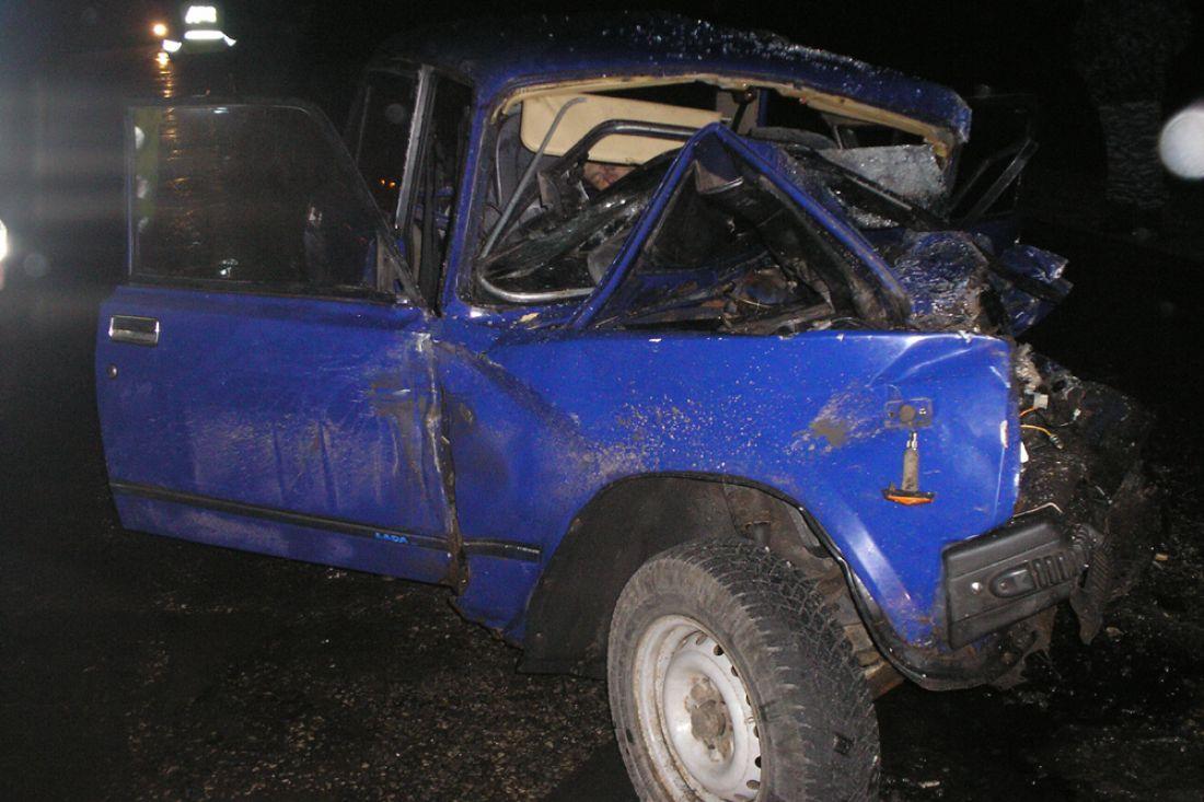 Втройном ДТП надороге «Пенза— Сердобск» погибли два человека