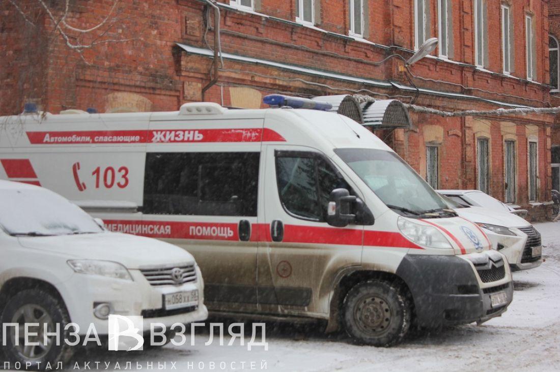 Напроспекте Вернадского в столице России автобус сбил человека