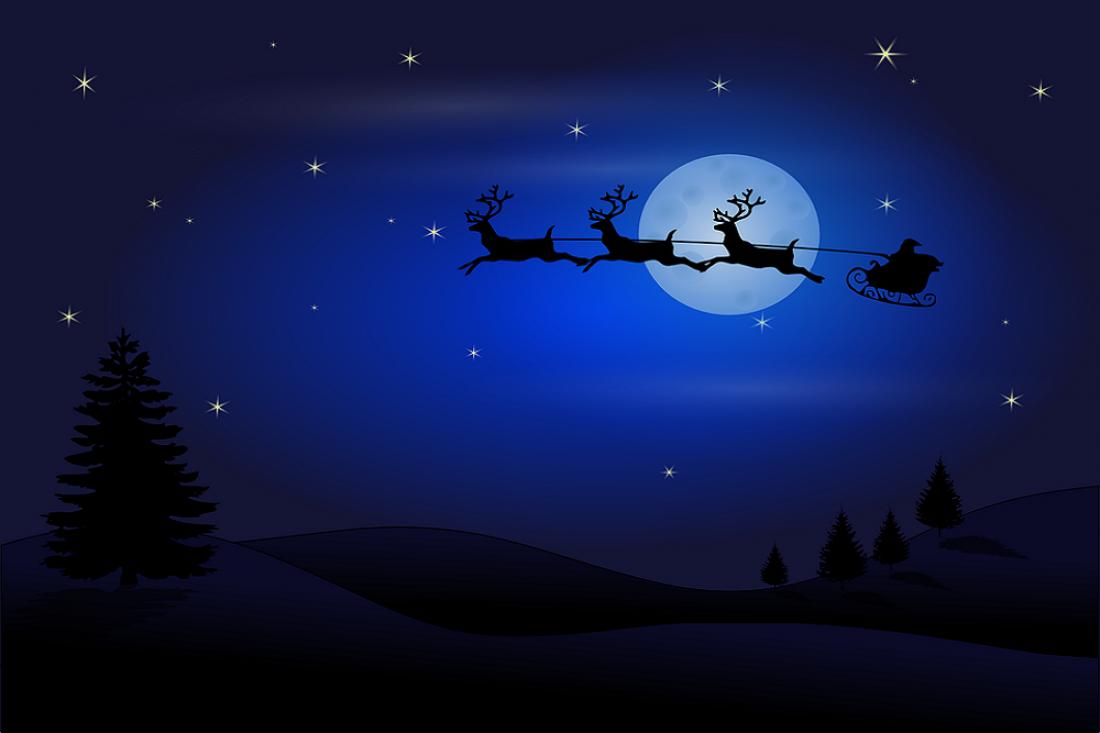 Английские учёные помогли родителям обосновать детям, что Санта-Клаус существует