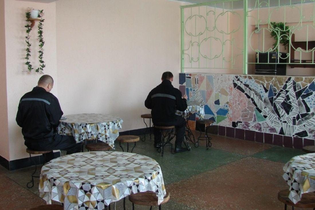 Впензенской колонии №4 открыли кафе для осужденных