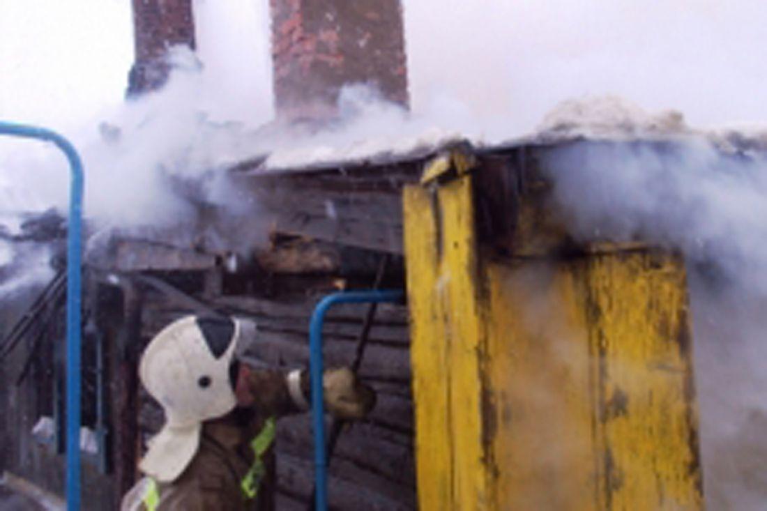 ВТатарстане впожаре вжилом доме найден труп пятилетнего ребенка