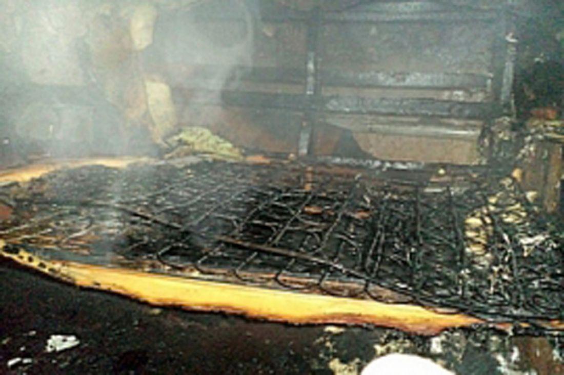 ВПензенской области всарае живьем сгорел мужчина