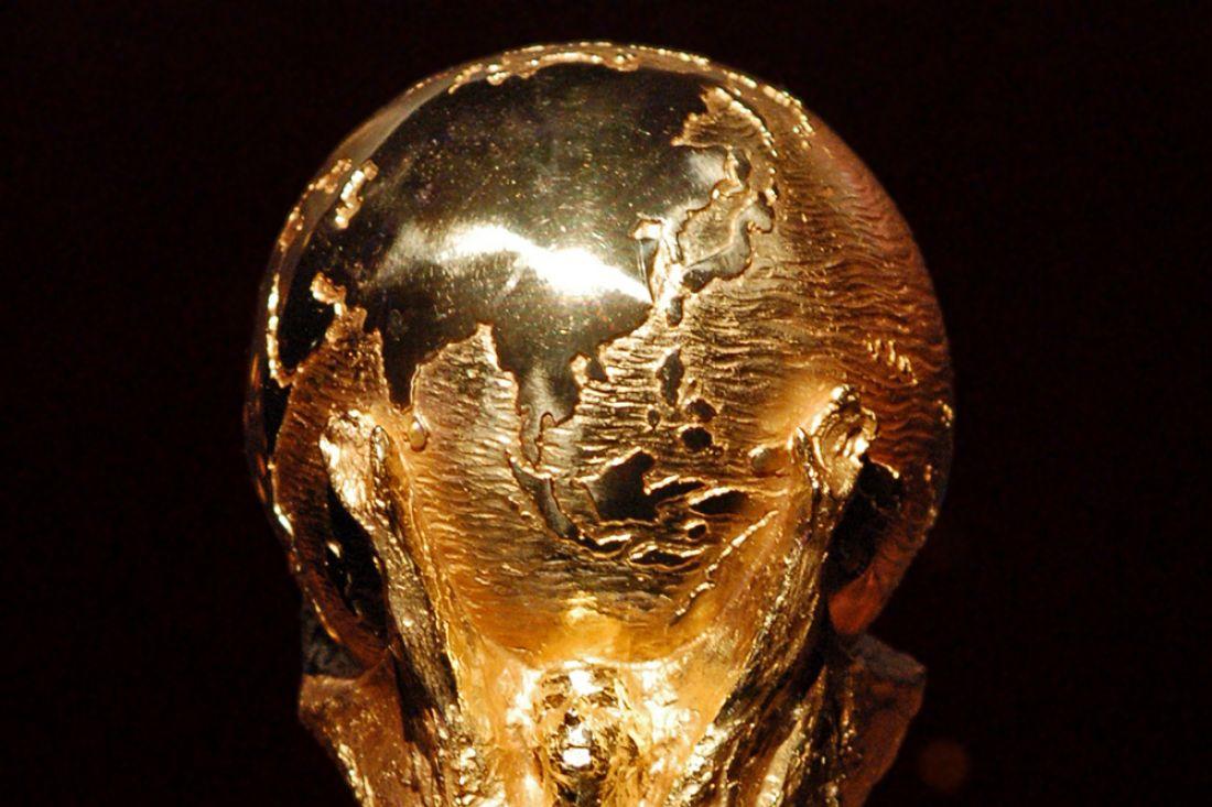 Кубок мира пофутболу доставлен вПензу