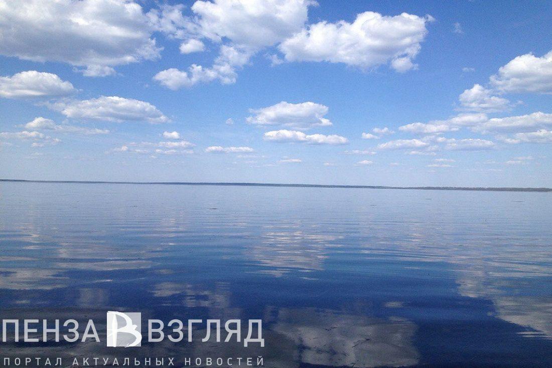 Граждане  Пензы открыли купальный сезон