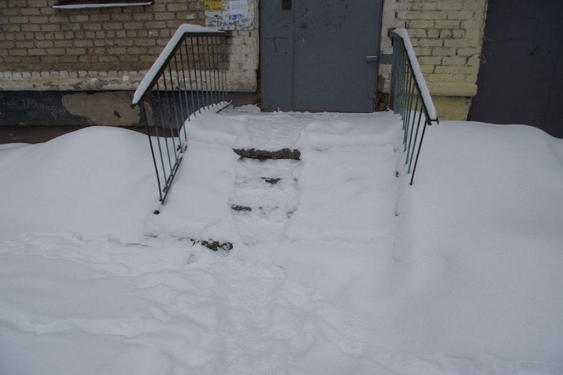 ВЯкутии больной интерната для людей сограниченными возможностями замерз насмерть накрыльце заведения