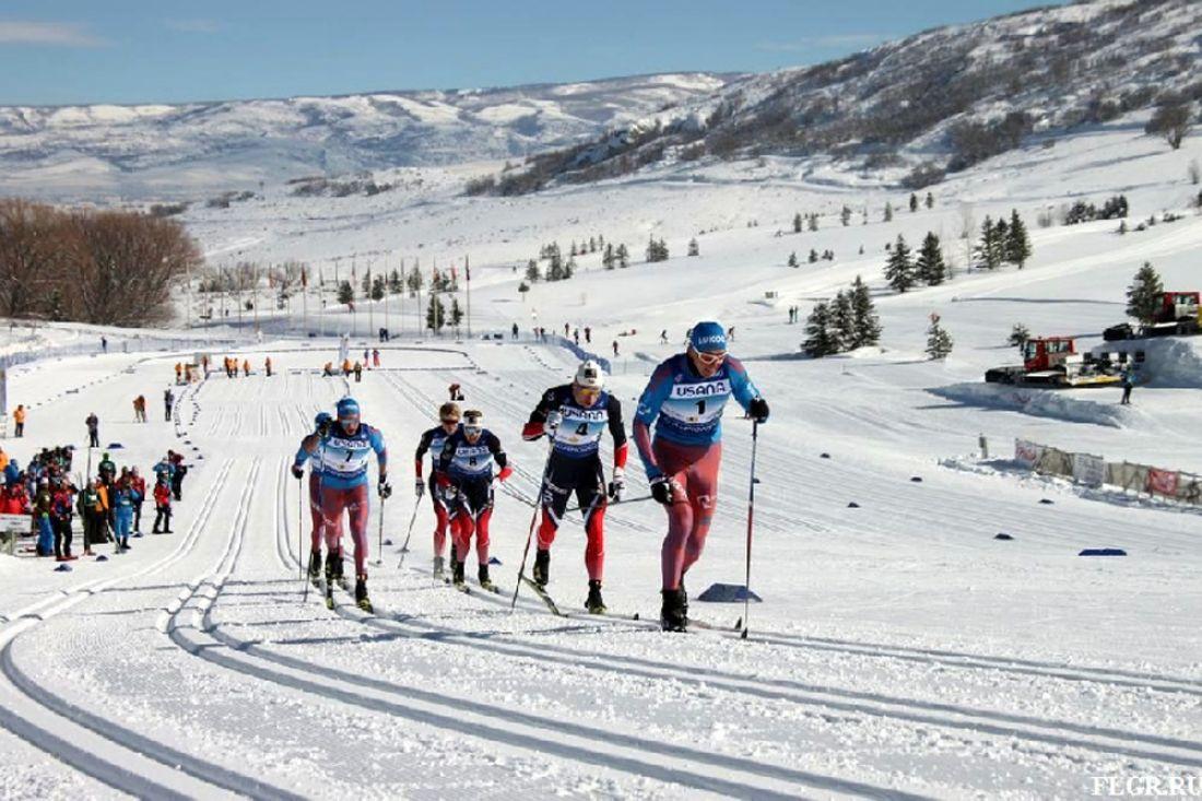 Лыжник Александр Большунов стал призером напервенстве мира вСША