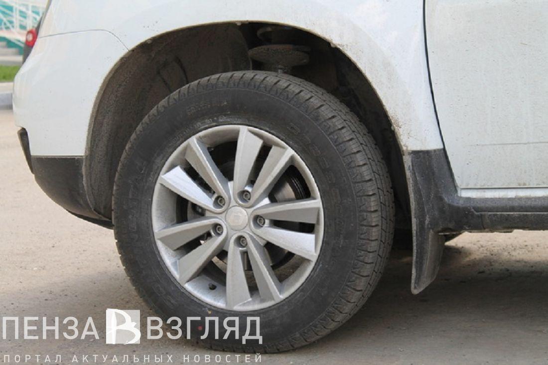 ВПензе задержали приверженцев пяьных ночных «покатушек» наугнанных автомобилях