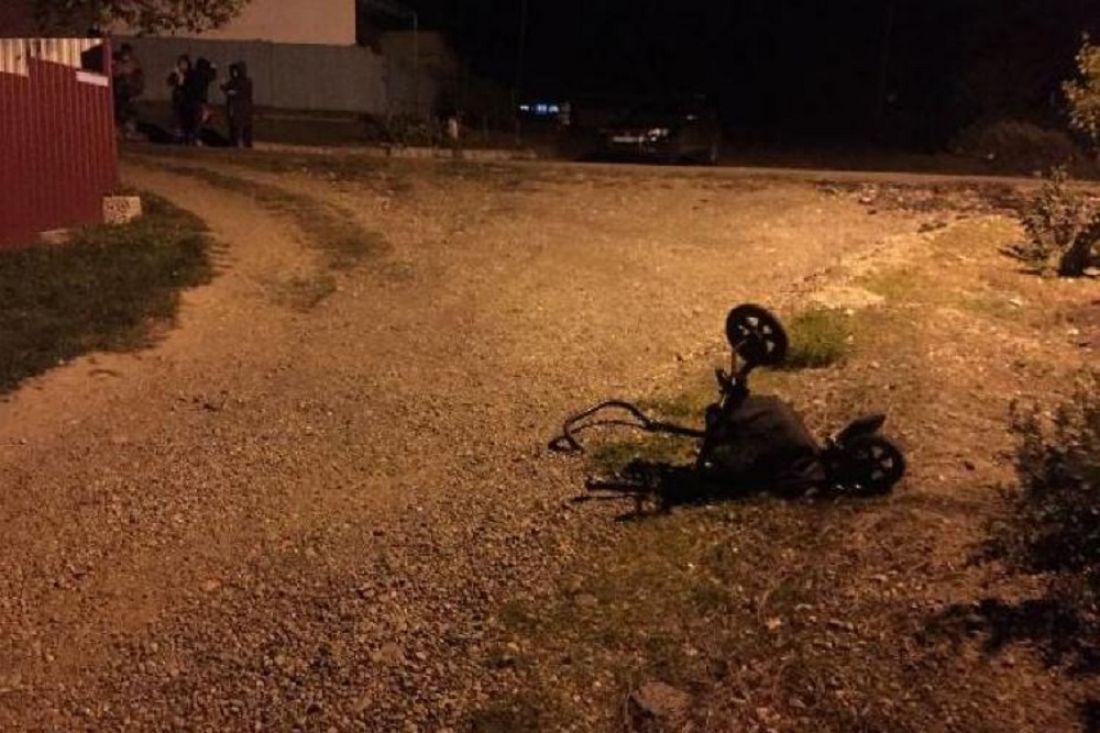 ВУсть-Лабинском районе трактор сбил коляску сполугодовалым сыном