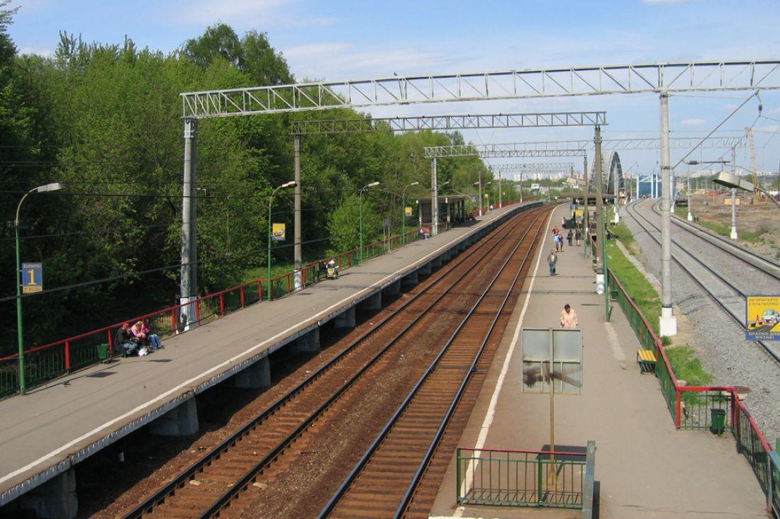 ВСочи заключенный пытался сбежать ипопал под поезд