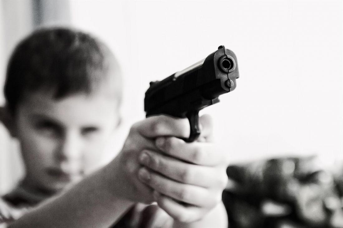 Пистолет у12-летнего школьника небыл боевым— Пензенское УМВД