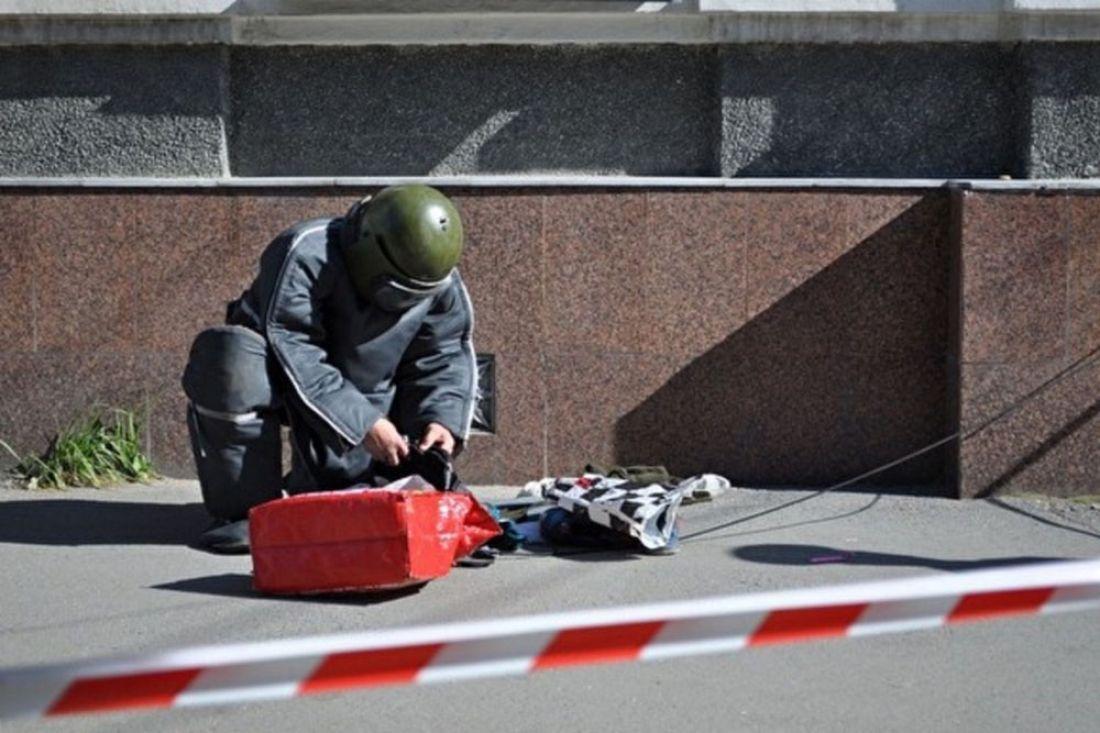 ВБелостоке около 10 тыс.  граждан  эвакуированы из-за найденной германской  авиабомбы