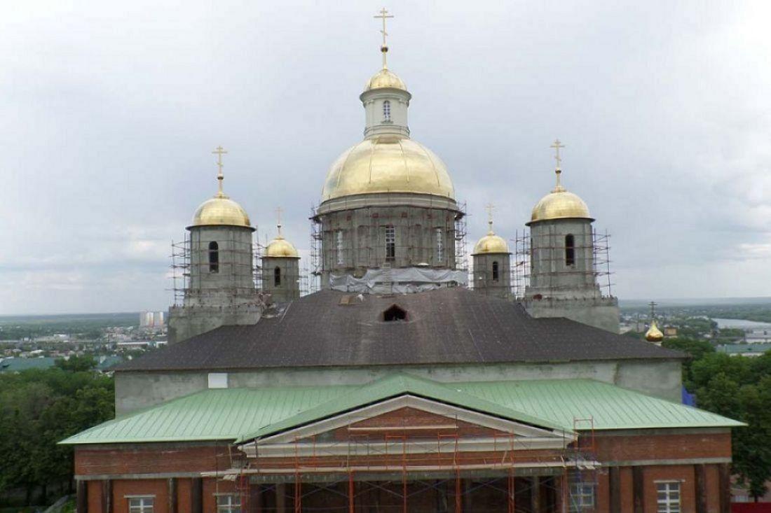 Участники «Спасских вечеров» смогут внести лепту встроительство храма