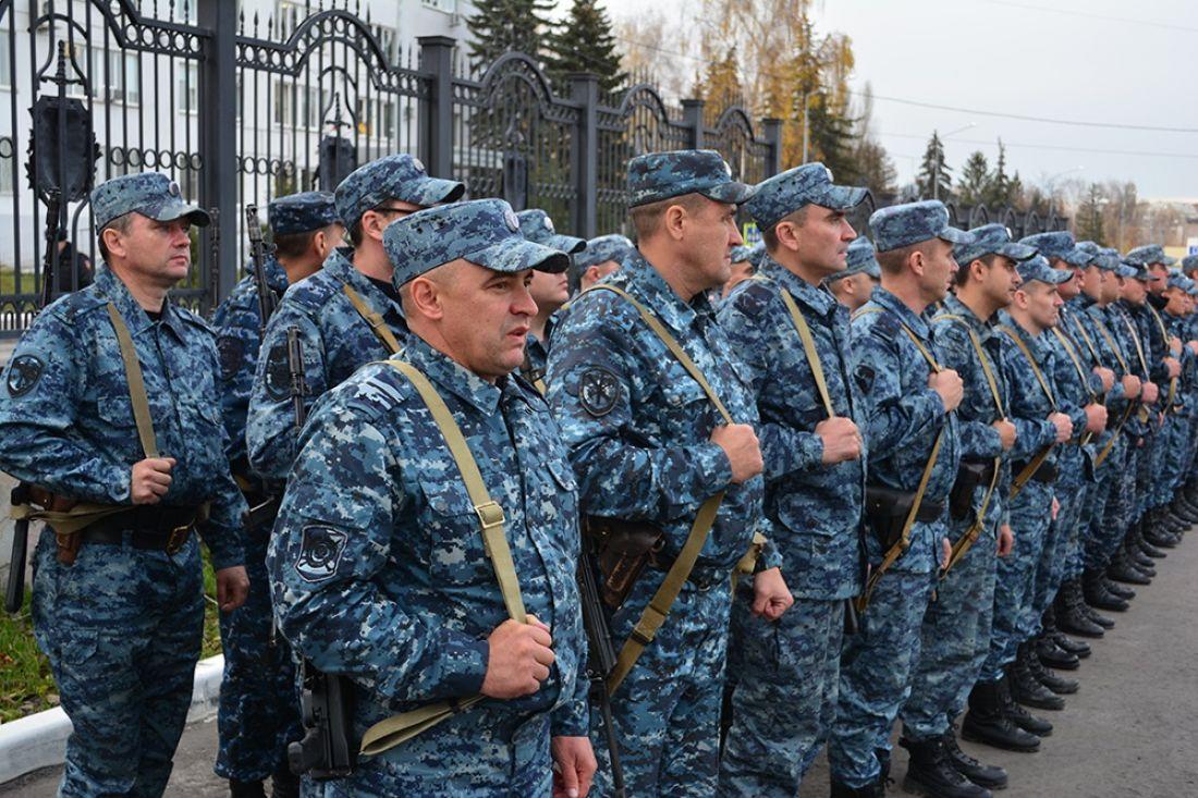 80 пензенских полицейских будут проходить службу наСеверном Кавказе