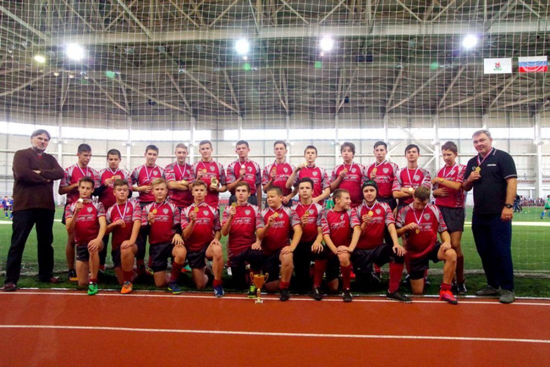 Пензенские регбисты победили навсероссийском турнире вКазани
