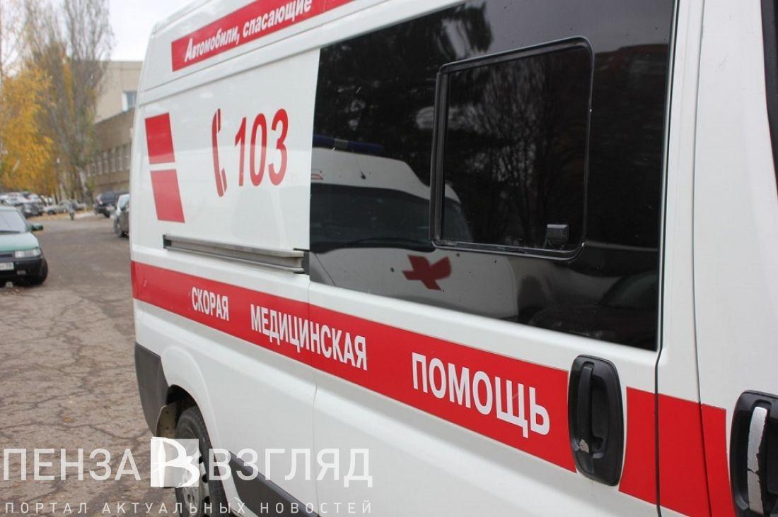 За прошлые выходные вПензенской области 4 человека оказались под колесами авто