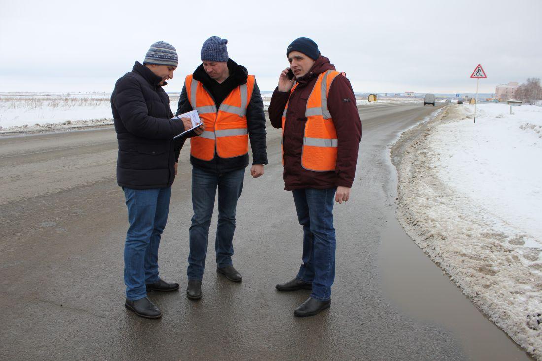 ВПензенской области проверяют дороги после зимы
