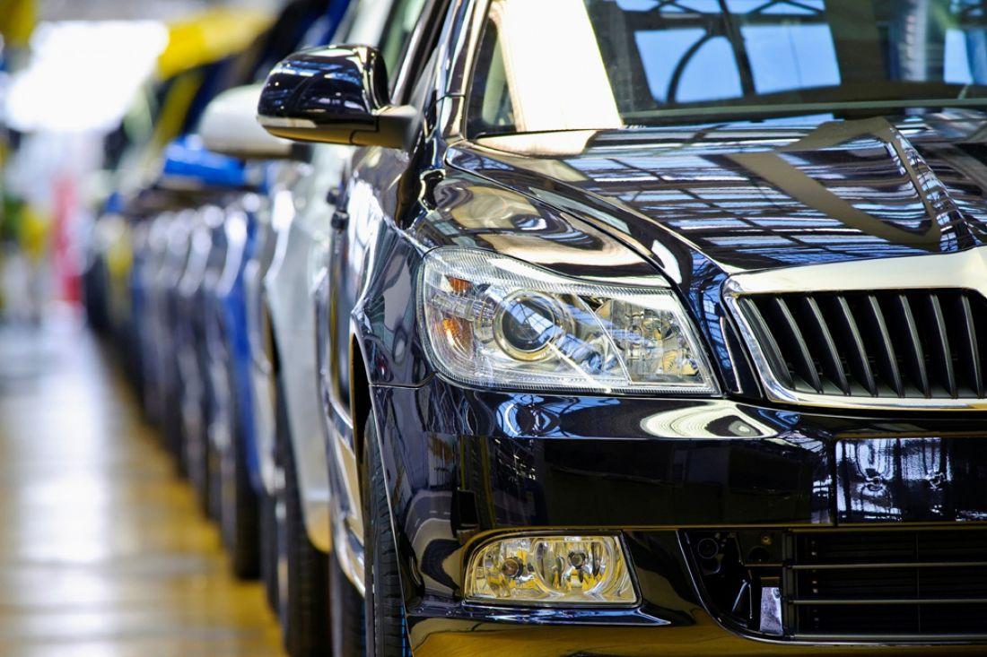 В Российской Федерации растут продажи авто