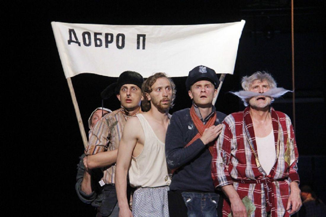 12ноября зрители смогут обсудить новый спектакль пензенского драмтеатра