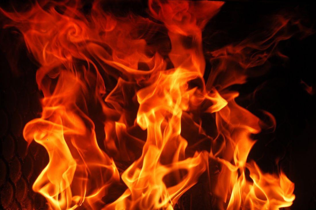 Впожаре вКаменском районе умер 63-летний мужчина