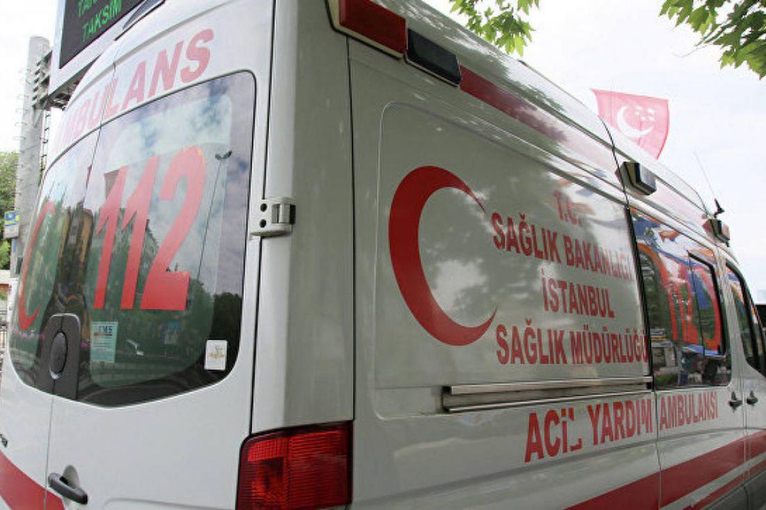 Русские туристы попали вДТП наавтобусе вТурции