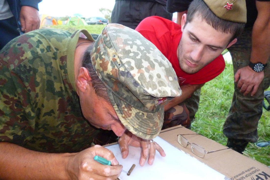 Пензенский поисковый отряд вРеспублике Беларусь нашел останки 10 бойцов