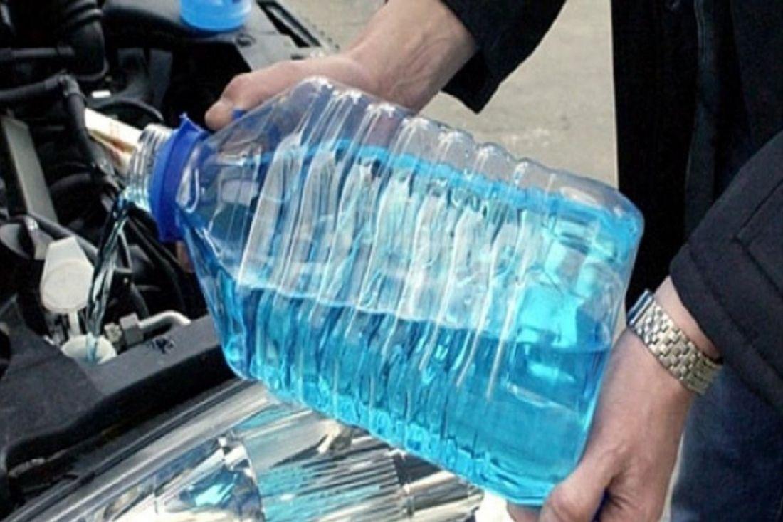 ВПензе изъяты 14 литров жидкости сметанолом отфирмы-фантома
