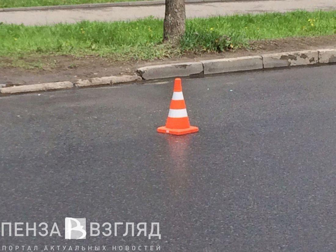 ВПензе наулице Гагарина «Газель» сбила 3-х женщин