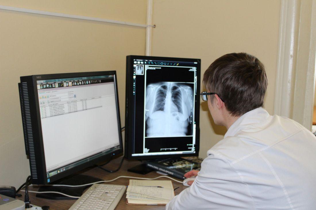 ВПензенской области задва месяца 2017 года 36 человек заболели туберкулезом