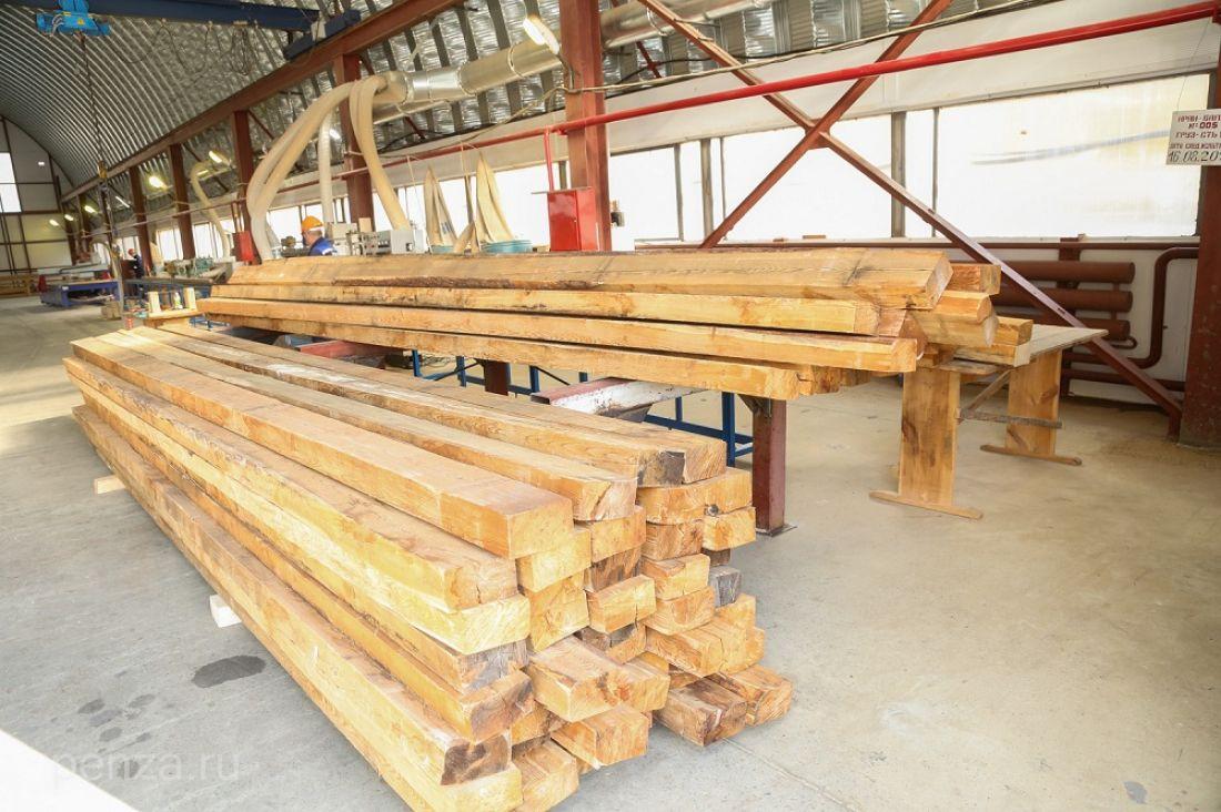 ВПензенской области должен появиться лесоперерабатывающий кластер