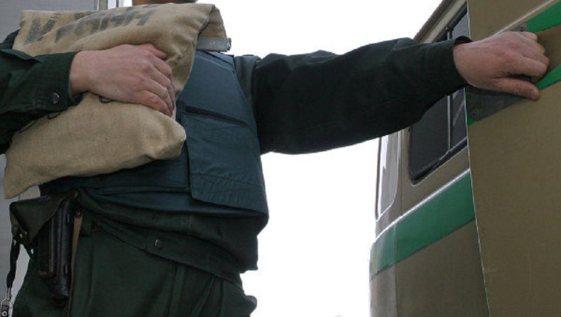 ВПензенской области инкассатор похитил 1,9 млн руб.