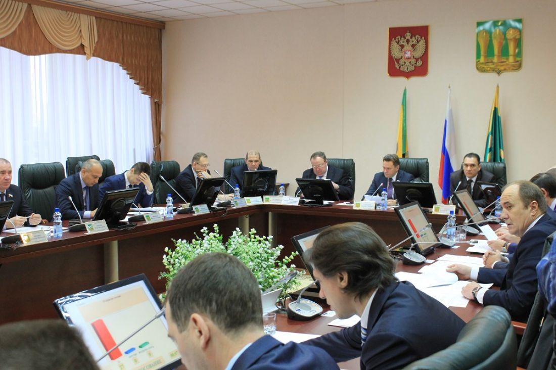 ВПензе народные избранники утвердили изменения вНалоговом кодексе
