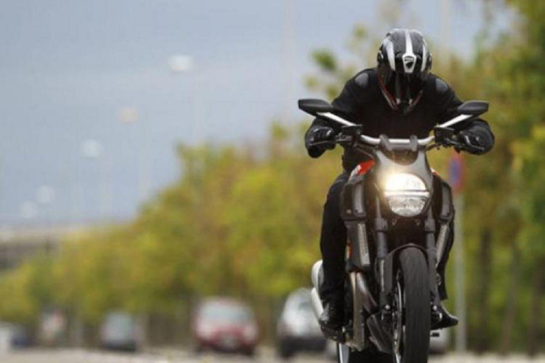 Клиент мотоцикла впроцессе тест-драйва укатил вНижний Новгород