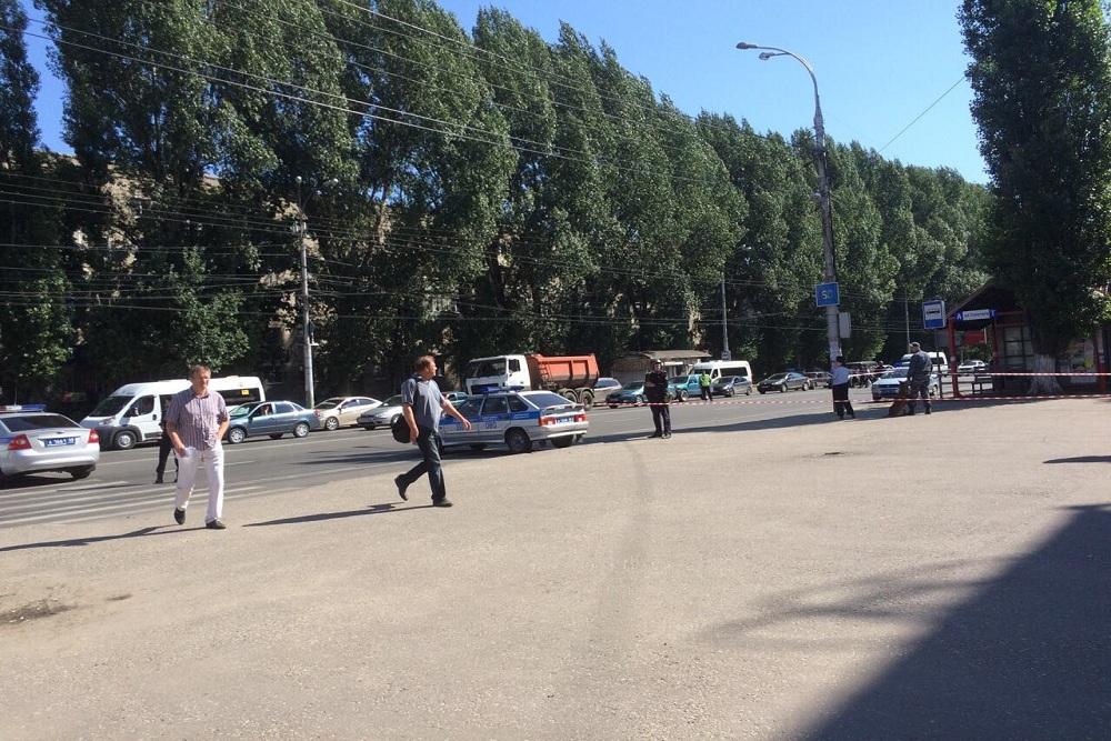 Пензенцы докладывают озаложенной наулице Луначарского бомбе